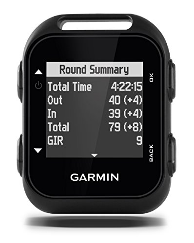 Garmin 010-01959-00 Approach G10 Compact Clip on Golf GPS Device-Black from Garmin