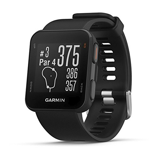Garmin Approach S10 Lightweight GPS Golf Watch, Black from Garmin