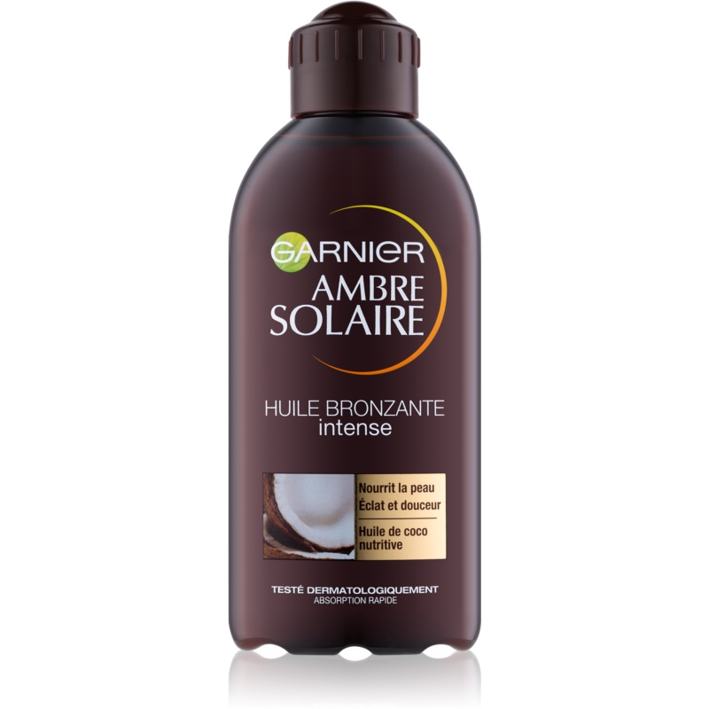 Garnier Ambre Solaire Sun Oil SPF 2 200 ml from Garnier