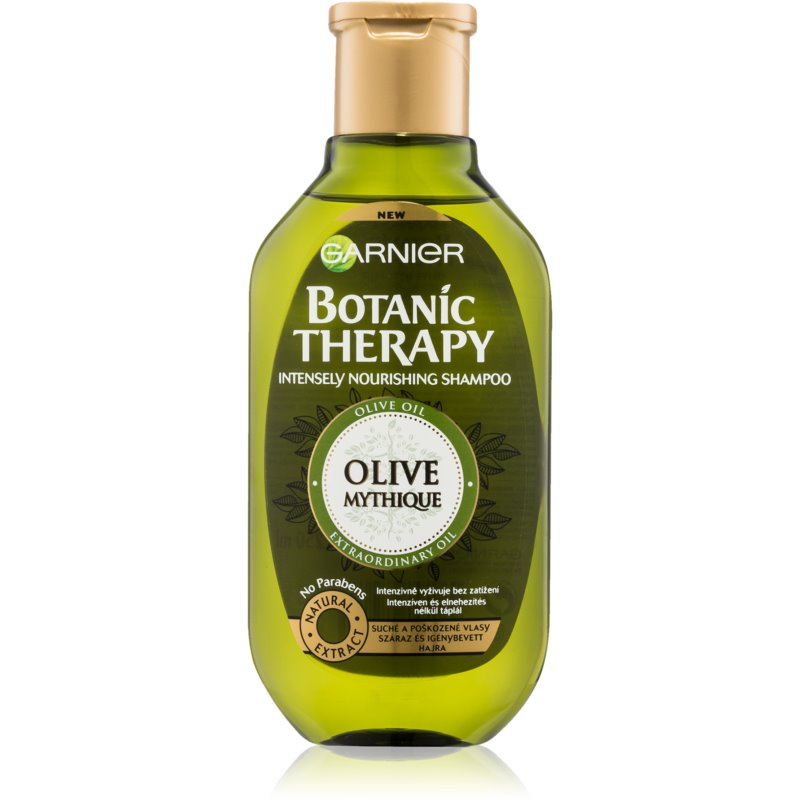 Garnier Botanic Therapy Olive Nourishing Shampoo for Dry and Damaged Hair 250 ml from Garnier