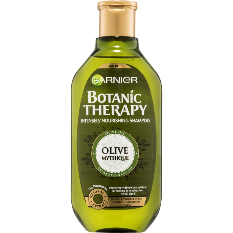 Garnier Botanic Therapy Olive Nourishing Shampoo for Dry and Damaged Hair 400 ml from Garnier