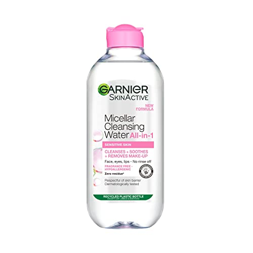 Garnier Micellar Water Sensitive Skin 400ml from Garnier