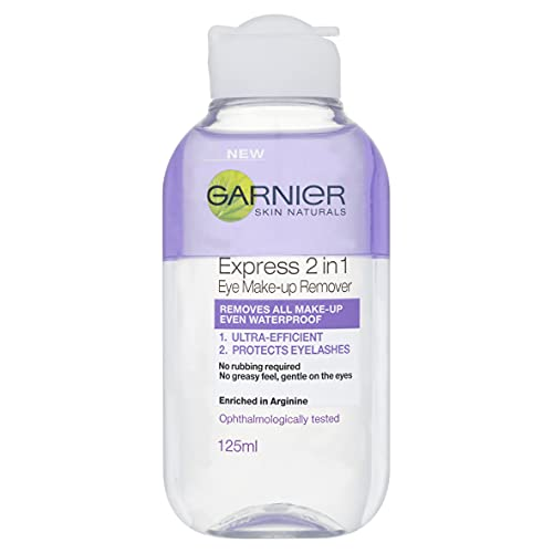 Garnier Skin Naturals 2-in-1 Eye Make-Up Remover 125ml from Garnier