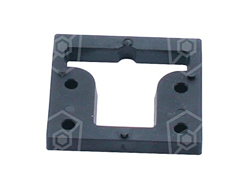 Hinge Pin Type Thickness 7.5 mm Length 59 Width 61 mm Thickness 7.5 mm, Jumbo 6000 For Cooling Device from Gastroteileshop