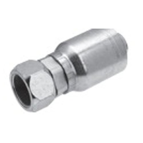 "Gates Fluid Power 7347-02444-5 Hose Fitting, 12GS12FJX 3/4"" Bore To 1.1/16"" Global Spiral  Jic Female Straight from Gates Fluid Power"