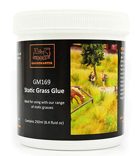 Gaugemaster GM-GM169 250 ml Static Grass Glue from Gaugemaster