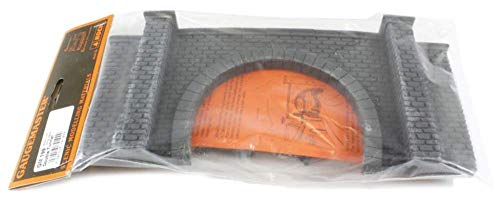 Gaugemaster GM-GM199 Foam Mouth and Walls Double Tunnel from Gaugemaster