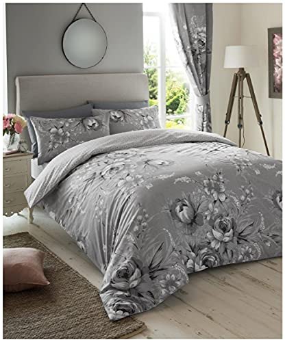 Gaveno Cavailia Luxurious Annie Bed Set with Duvet Cover and Pillow Cases, Polycotton, Mono, Double from GAVENO CAVAILIA