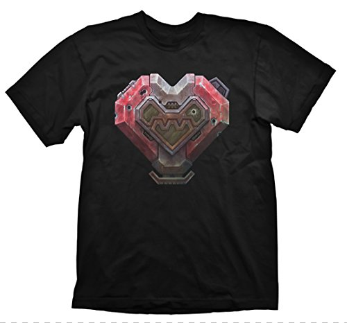 Starcraft II T-Shirt Terran Heart, S from Gaya Entertainment