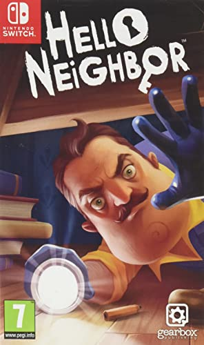 Hello Neighbor (Nintendo Switch) from Gearbox Publishing