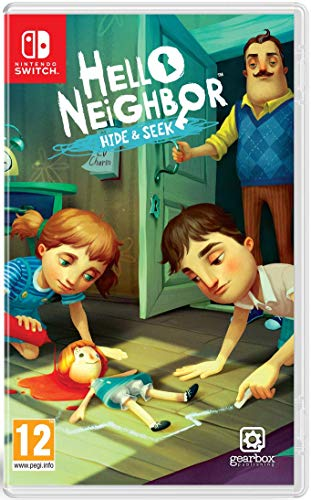 Hello Neighbor Hide And Seek (Nintendo Switch) from Gearbox Publishing