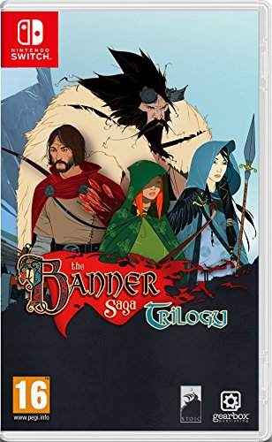 The Banner Saga Trilogy (Nintendo Switch) from Gearbox Publishing