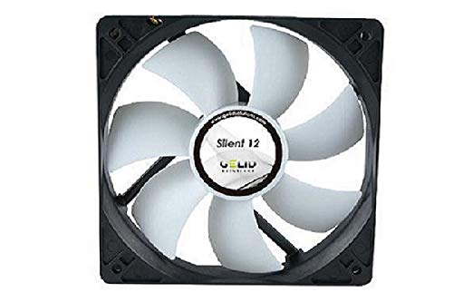 Gelid Solutions Silent 12 Quiet PC Case Fan 120mm from Gelid