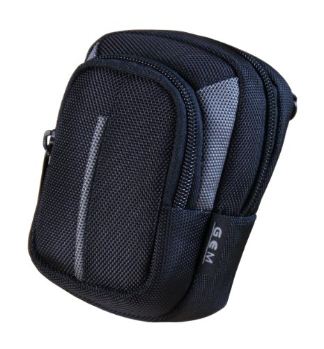 GEM Camera Case for Casio Exilim EX-ZR300, and Limited Accessories from Gem