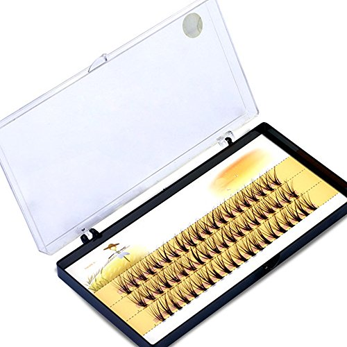 Gemini_mall Pro Makeup 60pcs Cluster Lashes Individual False Eyelashes Extension Natural 8mm from Gemini_mall
