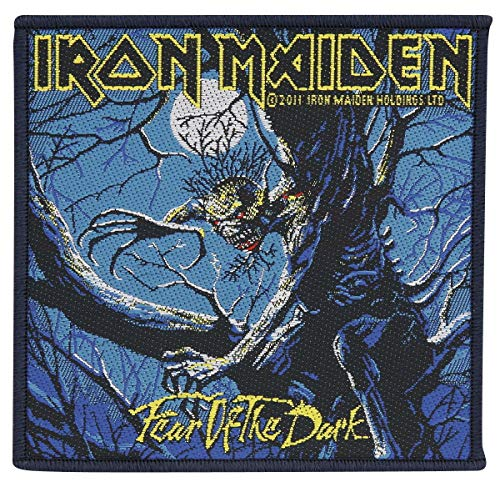 Iron Maiden Fear Of The Dark Patch standard from Unknown