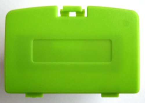 Lime Green Nintendo Gameboy Color Replacement Battery Cover from Generic