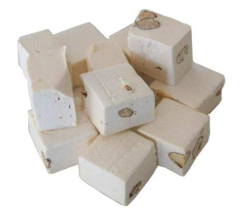 Lonka Traditional Retro Sweets Almond Nougat - Wedding/Party Bag 1kg from Generic