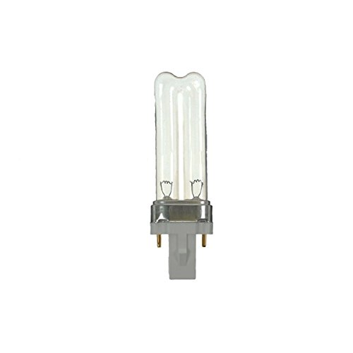 TUV PL-S 5W/2P - 5W 2 PIN G23 Germicidal UVC Lamp for Pond Filters from Generic