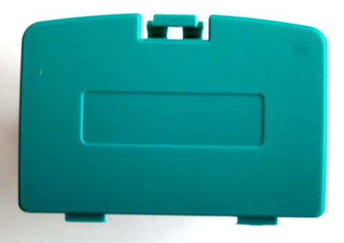 Teal / Turquoise Nintendo Gameboy Color Replacement Battery Cover from Generic