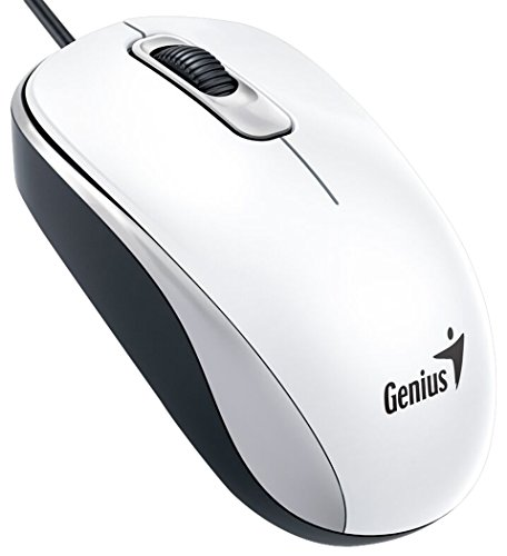 Genius DX-110 PC Mouse, PC/Mac, 2 Ways from Genius