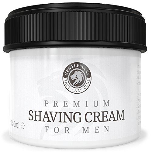 Shaving Cream - Luxury Shave Cream From Gentlemans Face Care Club from Gentlemans Face Care Club