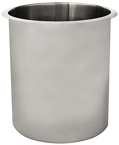Genware NEV-175-5001 Well For Soup Kettle, Stainless Steel Insert from Genware