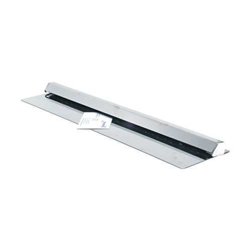 "Genware NEV-A256-24 Order Grabber, Aluminium, 24"" from Genware"