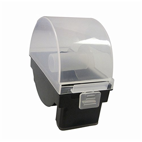 Genware NEV-LL1R-2SP Label Dispenser, Heavy Duty Single Roll, 50 mm from Genware