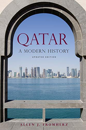Qatar: A Modern History, Updated Edition from Georgetown University Press