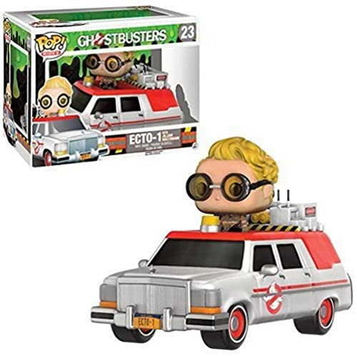 FUNKO POP! RIDES: Ghostbusters 2016 - Ecto-1 from Funko