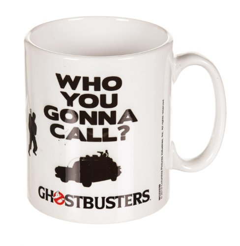 Ghostbusters Pyramid International (Who You Gonna Call) Official Boxed Ceramic Coffee/Tea Mug, Multi-Colour, 11 oz/315 ml from Ghostbusters