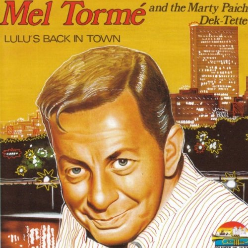 Mel Torme & Marty Paich from Giants of Jazz