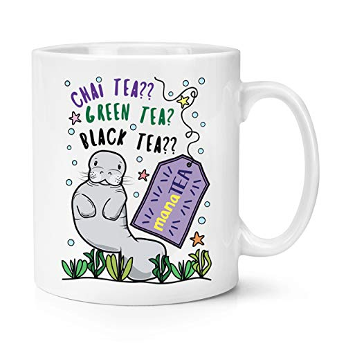 Manatee Tea 10oz Mug Cup from Gift Base