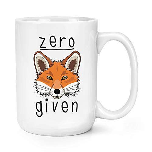 Zero Fox Given 15oz Large Mug Cup from Gift Base