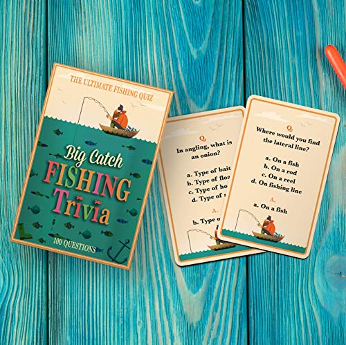 Gift Republic Fishing Trivia from Gift Republic