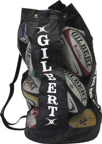 Bag Breathable Ball Blk (12) from Gilbert
