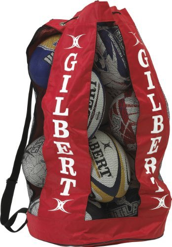 Bag Breathable Ball Red (12) from Gilbert