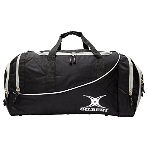 Gilbert Unisex's Club Hold All V2 Luggage Black, 35 x 62 x 30 cm from Gilbert