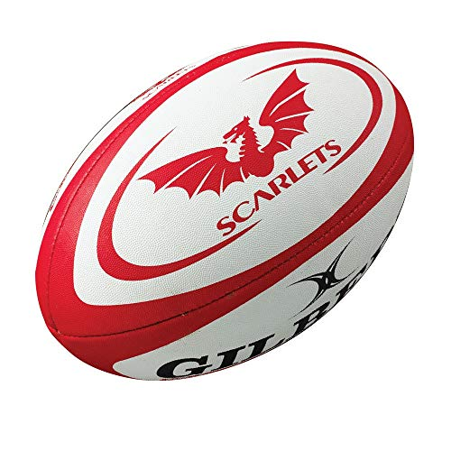 Scarlets Rugby Balls (Gilbert) Mini Size 1 from Gilbert