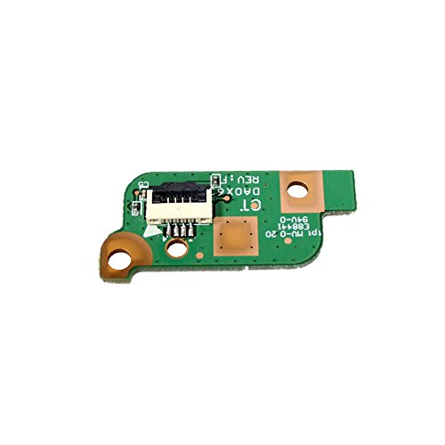 Gintai DC POWER BUTTON SWITCH BOARD FOR HP PROBOOK 450 G3 827035-001 DA0X63PB6F0 from Gintai