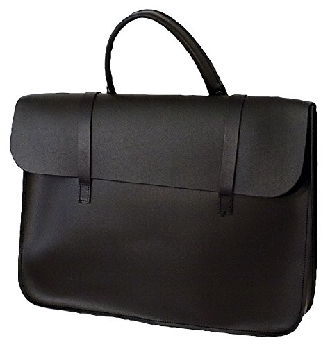 Classic Leather Music Case - Black from GlenRoyal Leather