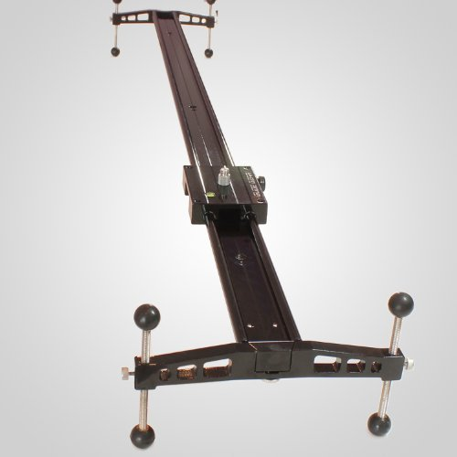"Glide Gear 47"" Video Camera Track Tripod Slider DEV 470 from Glide Gear"