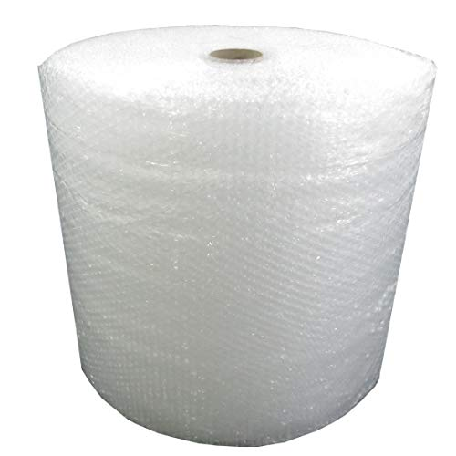 Globe Packaging GP500MM 500mm x 100m Roll Of Quality Bubble Wrap -100 metre roll Cush N Air from Globe Packaging