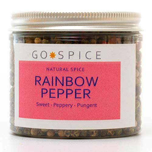 Rainbow Pepper - 90g from Go Spice