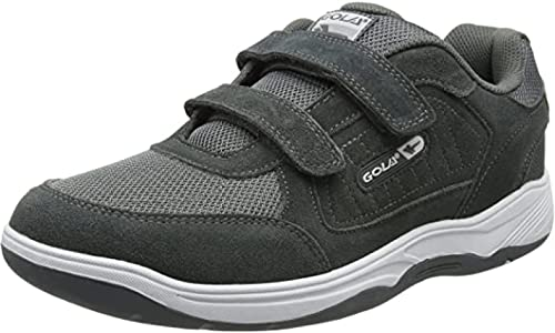 Gola Men's AMA833 Fitness Shoes, Grey (Charcoal DG), 8 (42 EU) from Gola