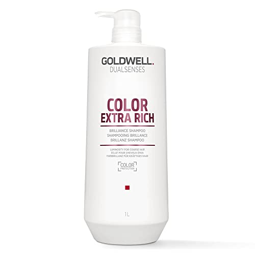 Goldwell Dualsenses Color Extra Rich Brilliance Shampoo 1000ml from Goldwell