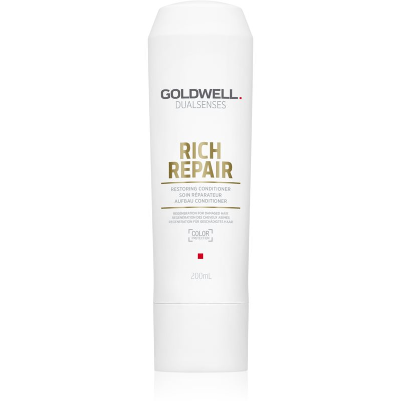 Goldwell Dualsenses Rich Repair Restoring Conditioner for Dry and Damaged Hair 200 ml from Goldwell