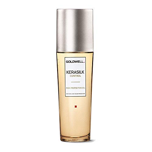 Goldwell Kerasilk Control Rich Protective Oil 2.5 Ounces by Goldwell from Goldwell
