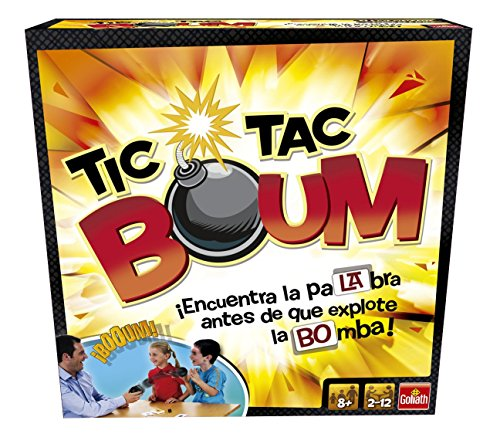 Goliath Tic Tac Boum (70438) from Goliath